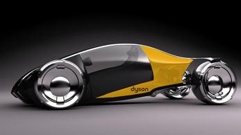 Szingapúrban épít autógyárat a Dyson