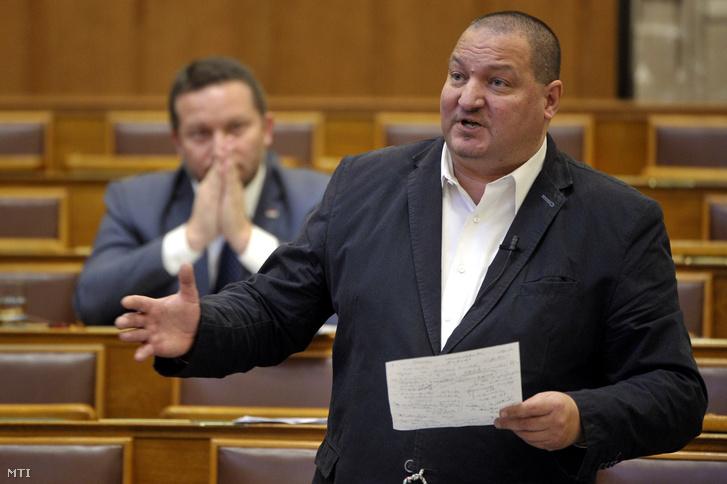 Németh Szilárd, a Fidesz alelnöke