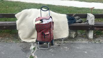 Inkább sajnálják a fővárosiak a hajléktalanokat, és nem büntetnék őket