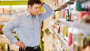 Furcsa termékekkel hülyítik a férfiakat a boltokban