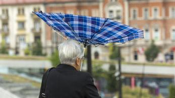 Soha nem volt még ekkora szél Budapesten