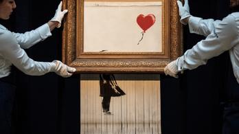 Mindenki azt várja, milyen botrány lesz a Banksy-aukción Párizsban