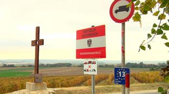 Ausztria lezárta az osztrák-magyar határátkelők felét az autósok előtt