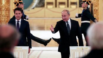 Putyin: Moszkva kénytelen lesz célba venni az amerikai rakétákat befogadó európai országokat