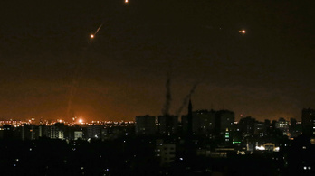 Az izraeli Vaskupola nem tudott kivédeni egy érkező rakétát