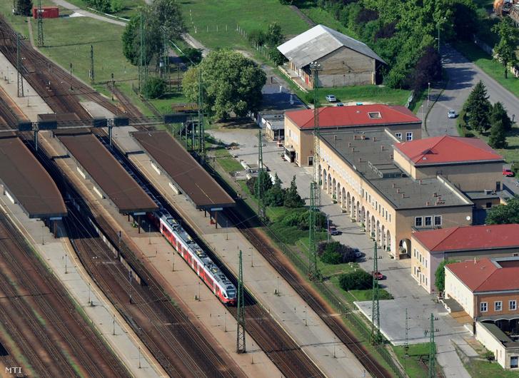 A hatvani vasúti pályaudvar
