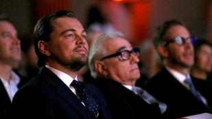 DiCaprio és Scorsese hatodik közös filmjüket készítik