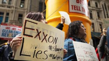 New York beperelte az Exxon Mobilt