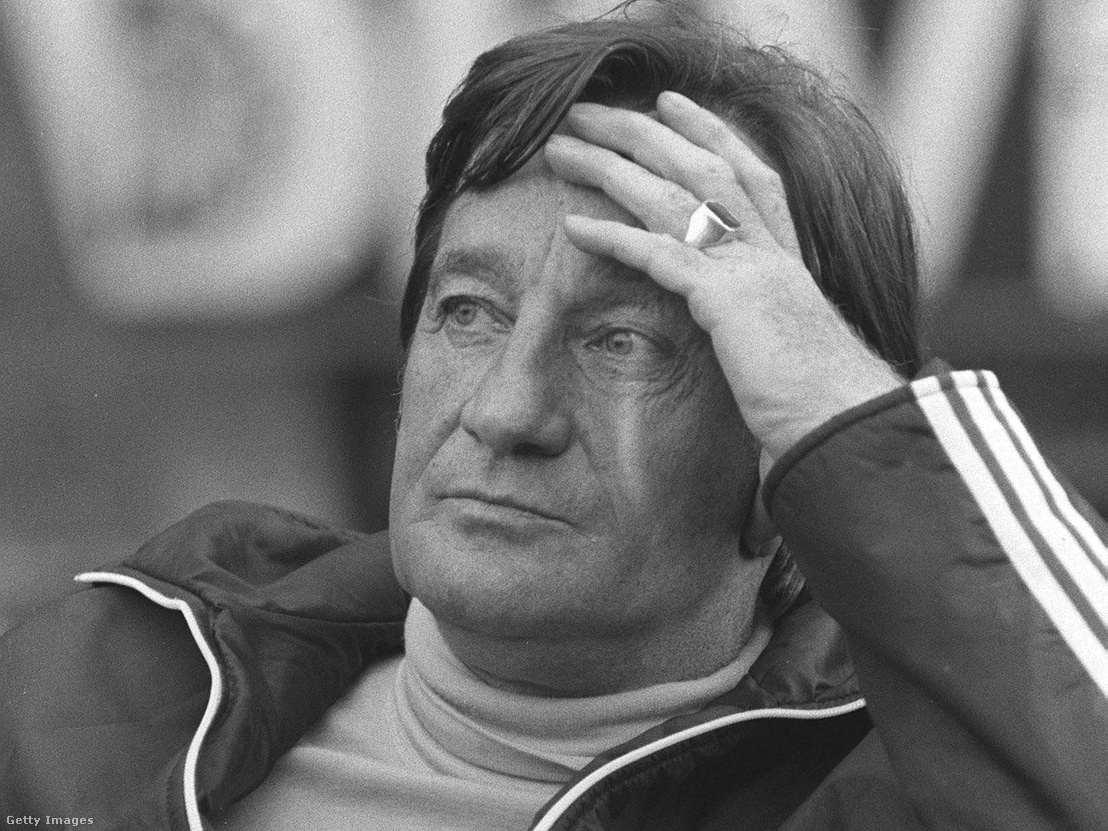 Lóránt Gyula a Bayern München edzőjeként 1980. augusztus 20-án