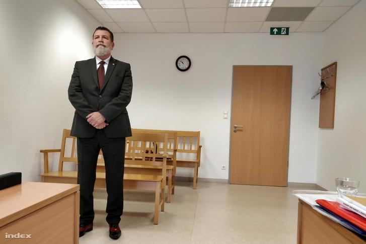 Ibolya Tibor fővárosi főügyész