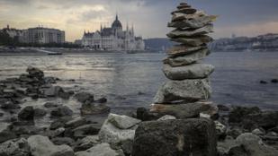 Megint rekordalacsony volt a Duna vízállása Budapestnél: 38 cm
