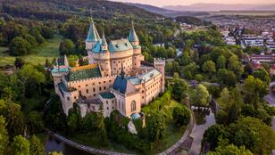 A Felvidék legszebb várai: túrák a magyar történelem nyomában