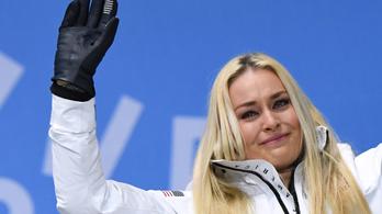 Lindsey Vonn elborzasztó sérüléslistával búcsúzik a sízéstől