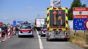Nem a magyarok ellen van, de megnehezíti az ingázók helyzetét az osztrák határszigorítás