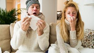 9 biztos módszer, hogy kivédd a felső légúti megbetegedéseket