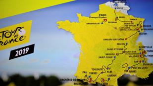 Brutális, oxigénszegény lesz a sárga trikót ünneplő Tour de France