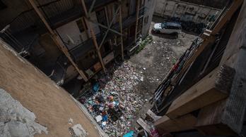 Kigyulladt egy lakás a Hős utcában