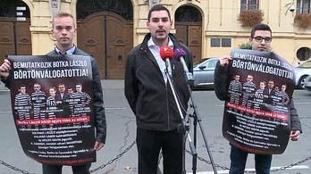 Börtönválogatottozik a Fidelitas Szegeden