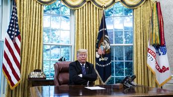 Donald Trumpot lehallgatják, de nem érdekli