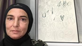 Sinead O'Connor felvette az iszlám vallást