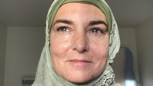 Sinead O'Connor áttért az iszlám vallásra