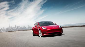 Egy Tesla volt Európa kedvenc luxusszedánja februárban