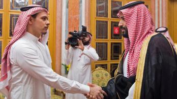 Miután lekezelt az uralkodóval, Hasogdzsi fia elhagyhatta Szaúd-Arábiát