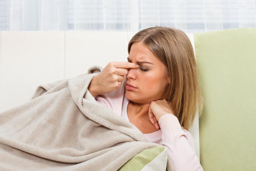 Orrpolipot is okozhat a kezeletlen arcüreggyulladás: a szemüreg- és agyhártyagyulladásról nem is beszélve