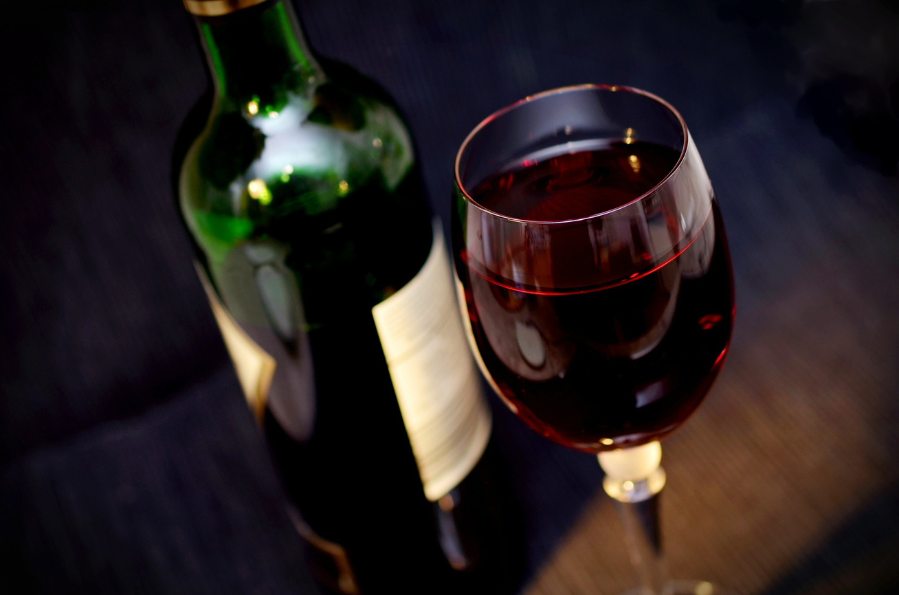 vörösbor bor alkohol ital