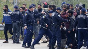 Iráni származású menekült szított zavargást a boszniai-horvát határon