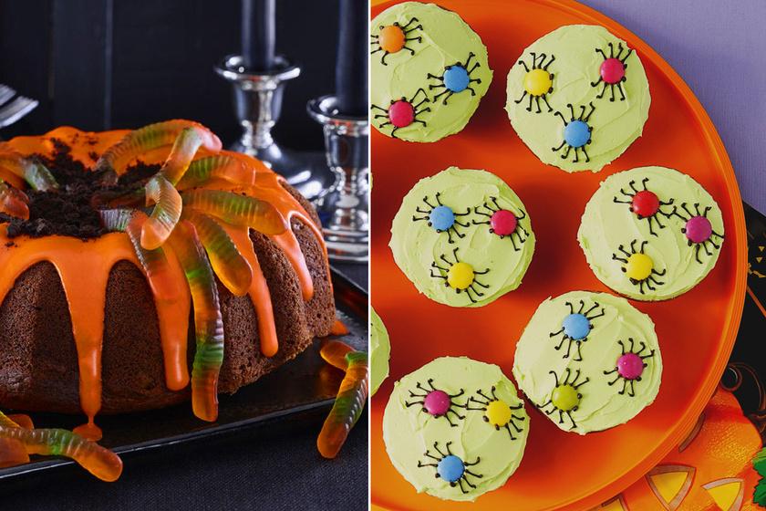 Ez itt nem Amerika, de a halloweent ettől még szeretik a gyerekek: 10 cuki sütiötlet