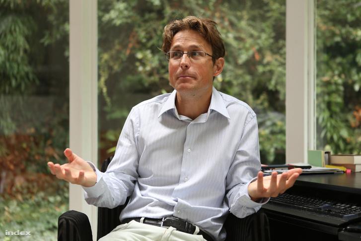 Zsiday Viktor Fotó: Barakonyi Szabolcs