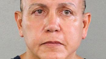Őrizetbe vettek egy férfit az USA-ban küldött csőbombák ügyében