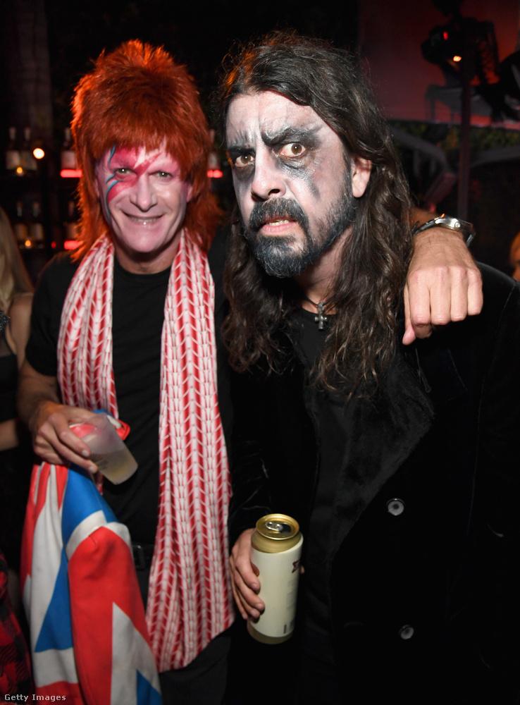 Rande Gerber itt Dave Grohlt találta meg a Foo Fightersből.