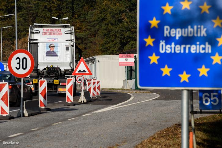 Rábafüzes - Heiligenkreuz határátkelő