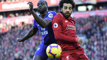 A Liverpool kiütéssel állt a PL élére