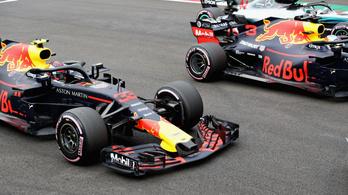 Red Bull 1-2, Ricciardo megtréfálta Verstappent