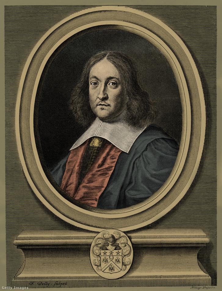 Pierre de Fermat, XVII. századi francia jogász, műkedvelő matematikus