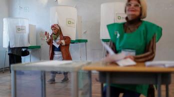 Lehallgatások, gyilkossági vád: itt az utolsó georgiai (grúz) elnökválasztás