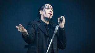 Marilyn Manson saját képével ellátott dildót árul