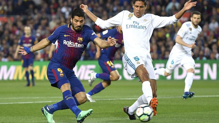 Barcelona–Real Madrid