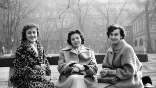 Így hordták nagyanyáink és anyáink a párducmintát