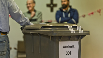 10 százalékkal esett vissza Hessenben Merkel pártja