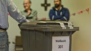 Exit poll: 10 százalékkal esett vissza Hessenben Merkel pártja