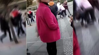 Széll Kálmán téri tini tömegbunyó miatt nyomoz a rendőrség