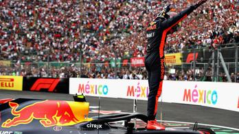 Verstappen tökéletes, Hamilton bajnok a Merci-krízis közepén