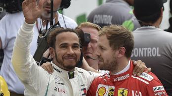 Vettel sportszerűségből jeles, a Mercedesnél csak tapsolni tudtak