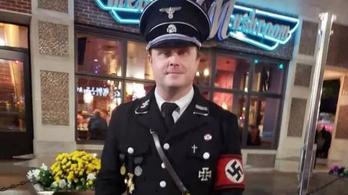 Hitlernek öltöztette a kisfiát, meglepődött, hogy beszóltak neki