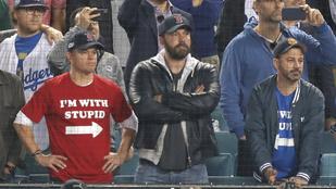 Matt Damon és Jimmy Kimmel a pólóikkal hülyézték le Ben Afflecket