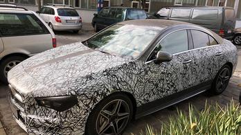 Kecskeméten már futnak az új Mercedes CLA-k
